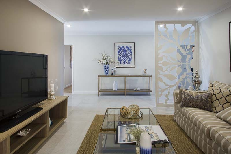 Gvd building and design north shore display home design for Shore house decor